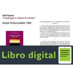 Hymes Sociolinguistica Y Etnografia Del Habla