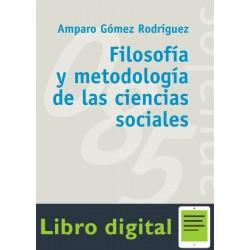 Filosofia Y Meodologia De Las Ciencias Sociales