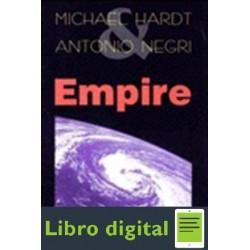 Imperio Antonio Negri Y Michael Hardt