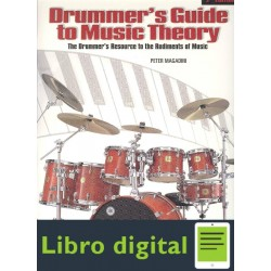 Drummers Guide To Music Theory Partituras