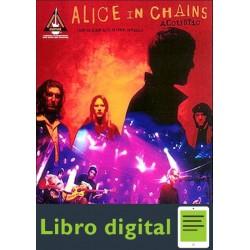 Alice In Chains Unplugged Tablatura Partitura