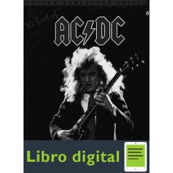 Acdc Best Of Tablatura Partitura