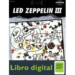 Led Zeppelin Led Zeppelin Iii Tablatura Partitura