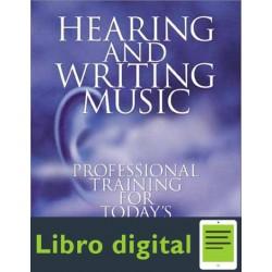 Hearing And Writing Music Ron Gorow Tablatura