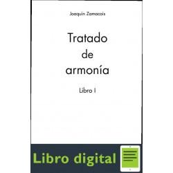 Joaquin Zamacois Tratado De Armonia Tablatura