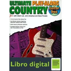Albert Lee Country Guitar Trax Tablatura Partitura