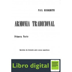 Armonia Hindemit 1 Tablatura Partitura