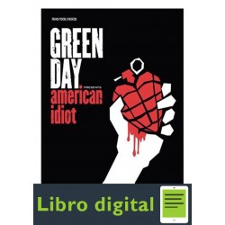 Greenday American Idiot Tablatura Partitura