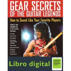 Gear Secrets Of The Guitar Legends Tablatura Partitura Libr