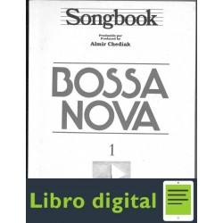 Almir Chediak Songbook Bossa Nova 1 Tablatura