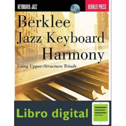 Berklee Jazz Theory Harmony 14 Tablatura Partitura