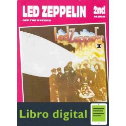 Led Zeppelin Led Zeppelin Ii Tablatura Partitura