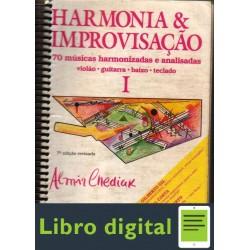 Almir Chediak Harmonia E Improvisacion Parte 1