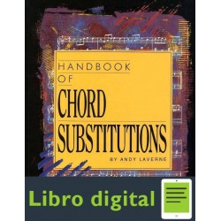 Handbook Of Chord Substitutions Tablatura Partitura