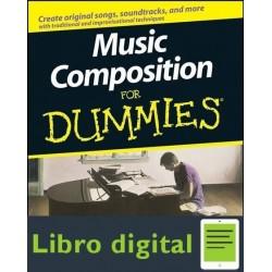 Music Composition For Dummies Tablatura Partitura