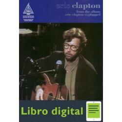 Eric Clapton Unplugged Tablatura Partitura