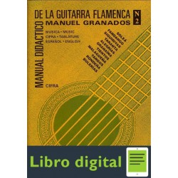 Granados Manual Didactico 2 Tablatura Partitura