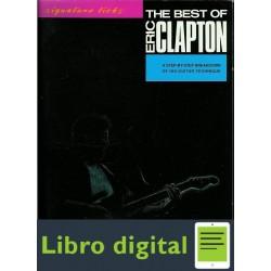 Eric Clapton Signature Licks Tablatura Partitura