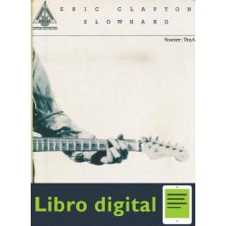 Eric Clapton Slowhand Tablatura Partitura