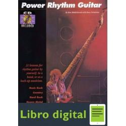 Dave Celentano Power Rhythm Guitar Tablatura