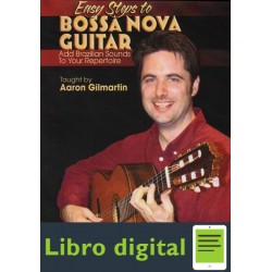 Easy Steps To Bossa Nova Guitar Tablatura Partitura