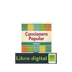 Cancionero Popular Musica Colombiana Partitura