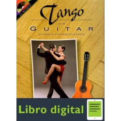 Brian Chamouleyron Tango For Guitar Tablatura