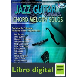 Jazz Guitar Standards Chord Melody Solos Tablatura