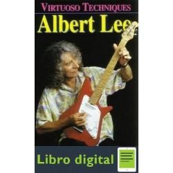 Albert Lee Virtuoso Techniques Tablatura Partitura