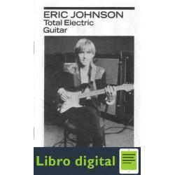 Eric Johnson Total Electric Guitar Hot Licks Tablatura Libr
