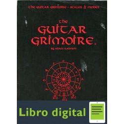 Guitar Grimoire Scales And Modes 2 Tablatura Partitura Libr