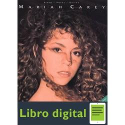 Mariah Carey Piano Voz Guitarra Tablatura Partitura