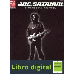 Joe Satriani Strange Beautiful Music Tablatura