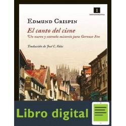 El Canto Del Cisne Edmund Crispin