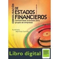 Consolidacion De Estados Financiaeros Martinez