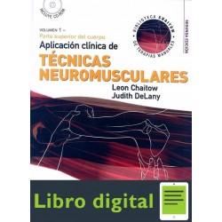 Aplicacion Clinica De Tecnicas Neuromusculares Leon Chaitow Volumen 1 Segunda Edicion
