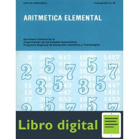 Aritmetica Elemental Enzo R. Gentile