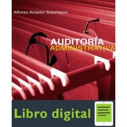 Auditoria Administrativa Amador Sotomayor