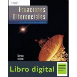 Ecuaciones Diferenciales Con Modelado 9ª Ed