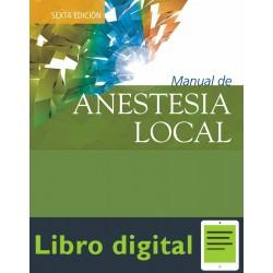 Manual De Anestesia Local Malamed 6 Edicion