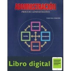 Administracion Proceso Administrativo Chiavenato