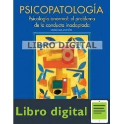 Sarason Psicopatologia Psicologia Anormal