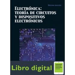 Teoria de Circuitos y Dispositivos s Robert L. Boylestad 10 edicion