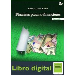 Finanzas Para No Financieros Chu Rubios 4 edicion
