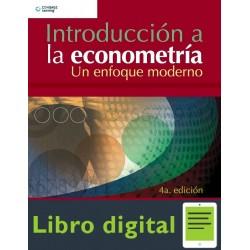 Introduccion A Econometria Enfoque Moderno 4ª Ed