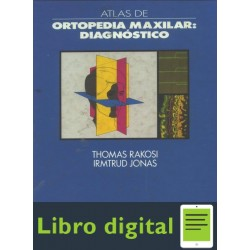Atlas De Ortopedia Maxilar Diagnostico
