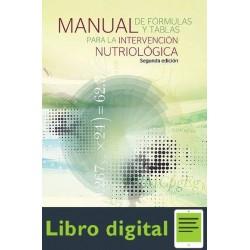 Manual De La Intervencion Nutriologica 2ªed