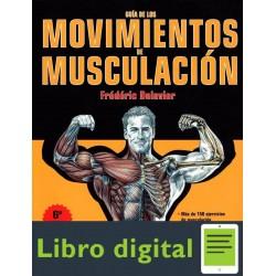 Guia De Los Movimientos De Musculacion 6 Edicion