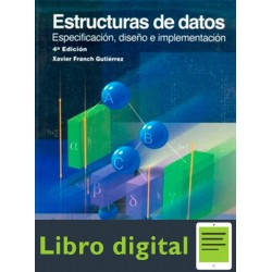 Estructuras De Datos Gutierrez 4ª Edicion