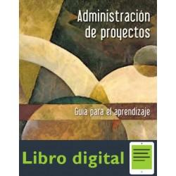 Administracion De Proyectos, Guia De Aprendizaje